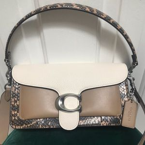 Coach Tabby 26 Shoulder Bag, Taupe